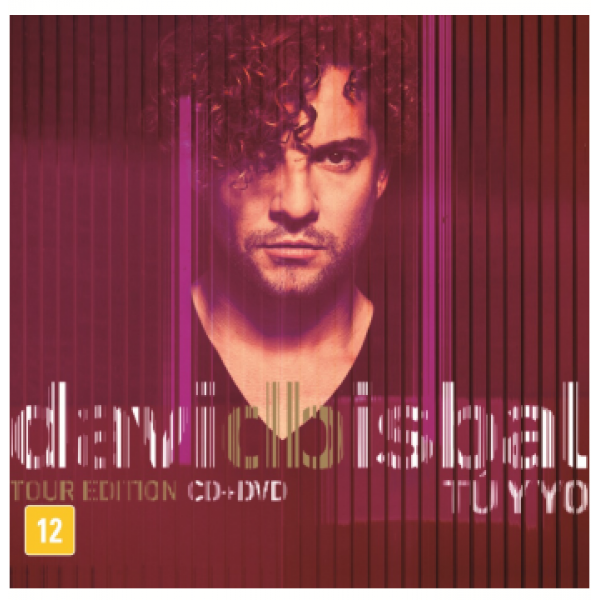 CD + DVD David Bisbal - Tu Y Yo: Tour Edition