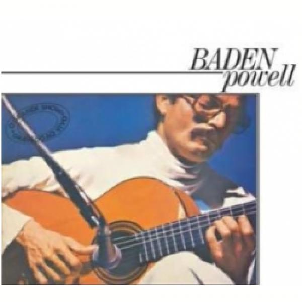 CD Baden Powell - O Grande Show Ao Vivo