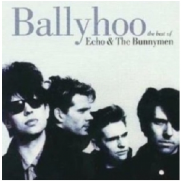 CD Echo & The Bunnymen - Ballyhoo The Best Of