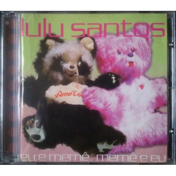 CD Lulu Santos - Eu E Memê, Memê E Eu