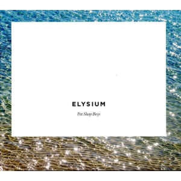 CD Pet Shop Boys - Elysium