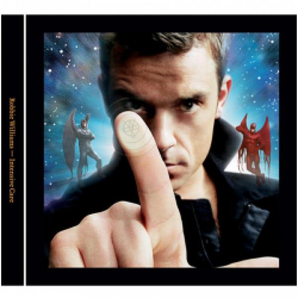 CD Robbie Williams - Intensive Care (Edição Limitada CD+DVD)