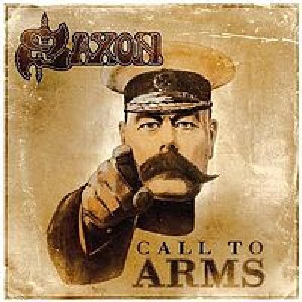 CD Saxon - Call to Arms