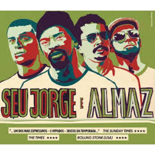 CD Seu Jorge E Almaz - Seu Jorge E Almaz