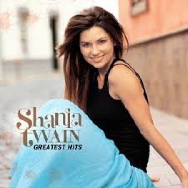 CD Shania Twain - Greatest Hits