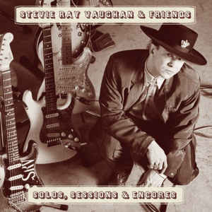 CD Stevie Ray Vaughan & Friends - Solos, Sessions & Encores
