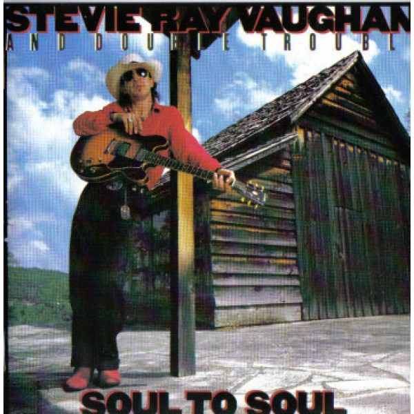 CD Stevie Ray Vaughan & Double Trouble - Soul To Soul