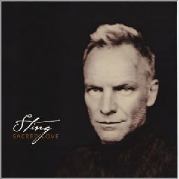 CD Sting - Sacred Love