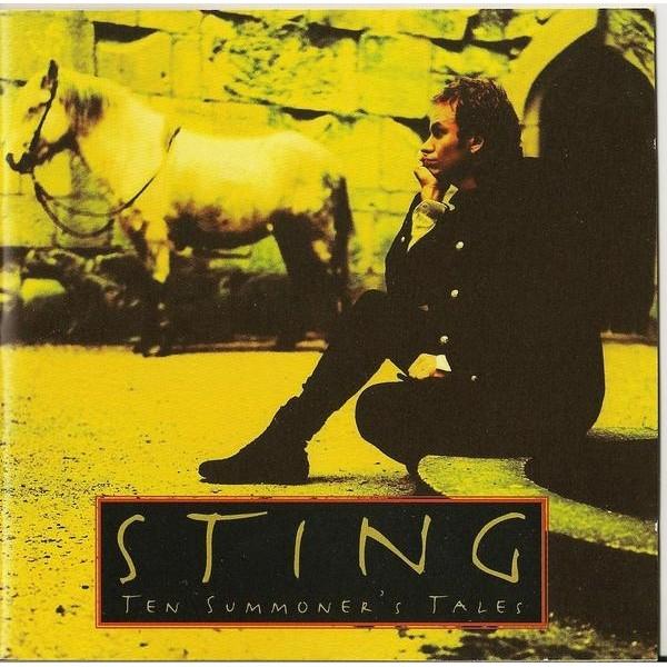 CD Sting - Ten Summoner Tales (IMPORTADO)