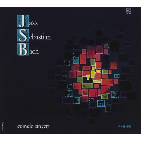CD Swingle Sisters - Jazz Sebastian Bach (IMPORTADO)