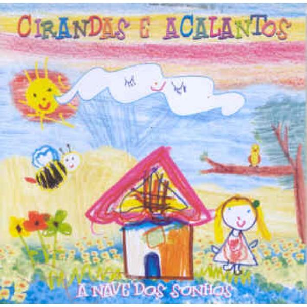 CD Marcus Viana - Cirandas e Acalantos