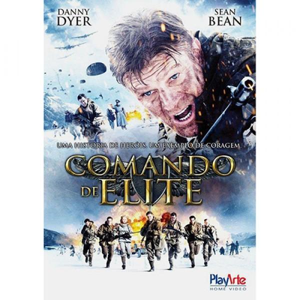 DVD Comando de Elite