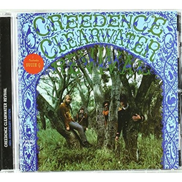 CD Creedence Clearwater Revival - Creedence Clearwater Revival: 40th Anniversary Edition