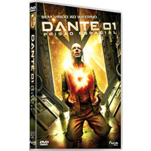 DVD Dante 01 - Prisão Espacial