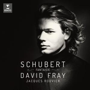 CD David Fray - Schubert: Fantaisie