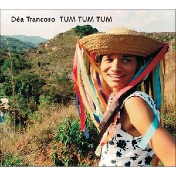 CD Déa Trancoso - Tum Tum Tum (Digipack)