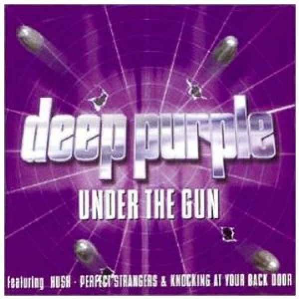 CD Deep Purple - Under The Gun
