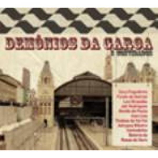 CD Demönios da Garoa - E Convidados