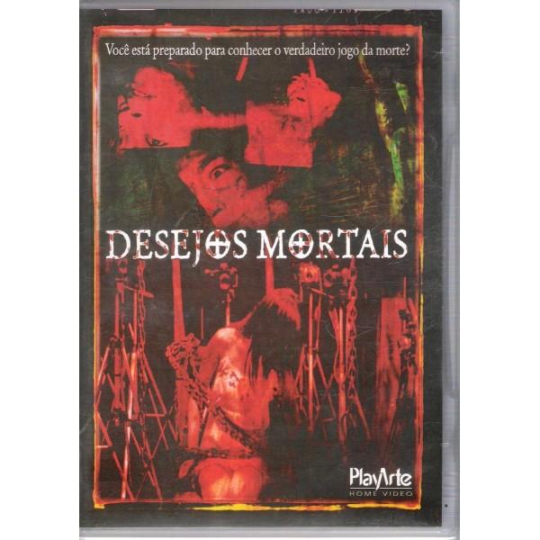 DVD Desejos Mortais