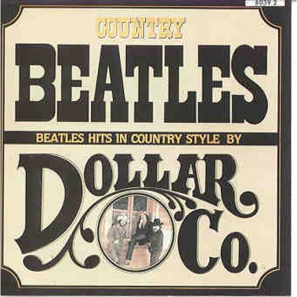 CD Dollar Co. - Country Beatles