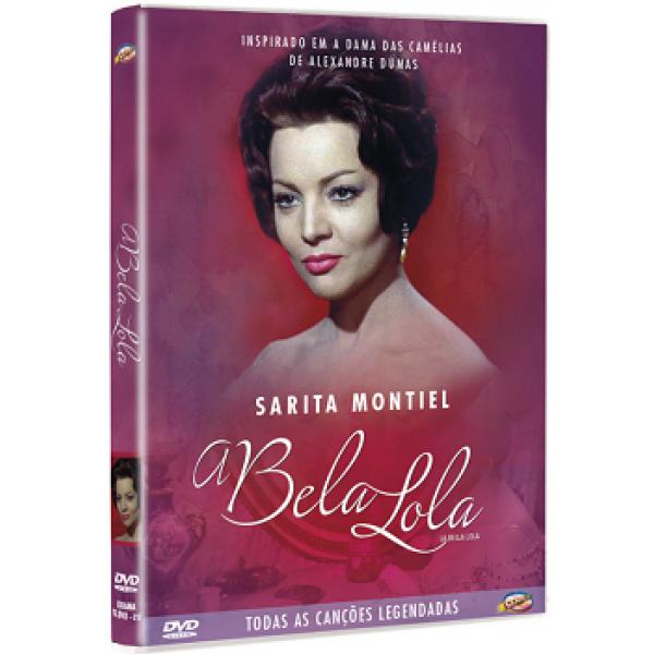 DVD A Bela Lola