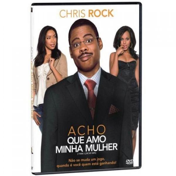 DVD Acho Que Amo Minha Mulher