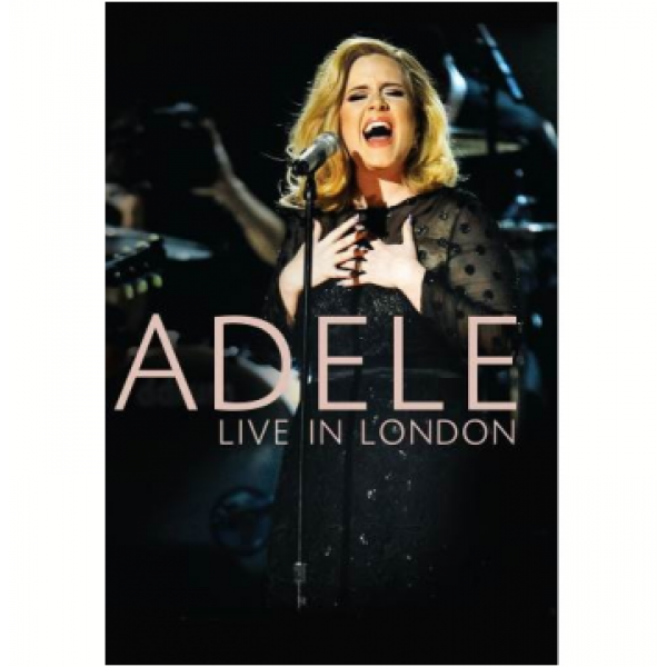 Adele Live Rolling In The Deep: Live In London, Merci Disco