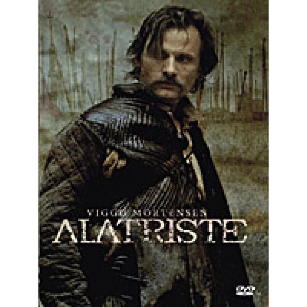 DVD Alatriste
