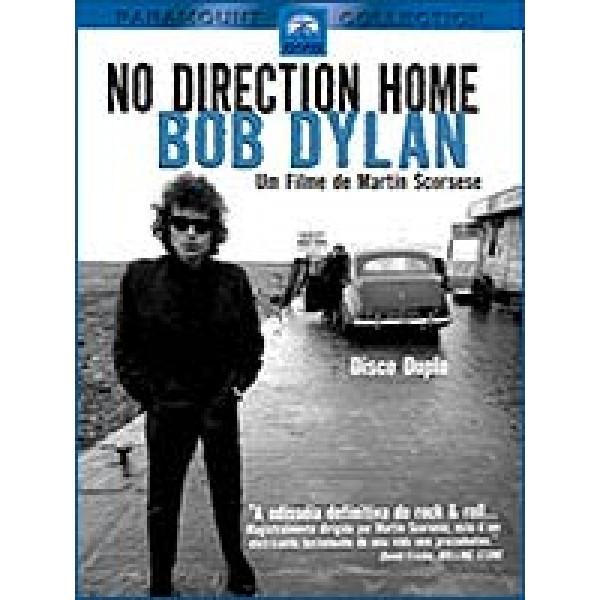 DVD Bob Dylan - No Direction Home (DUPLO)