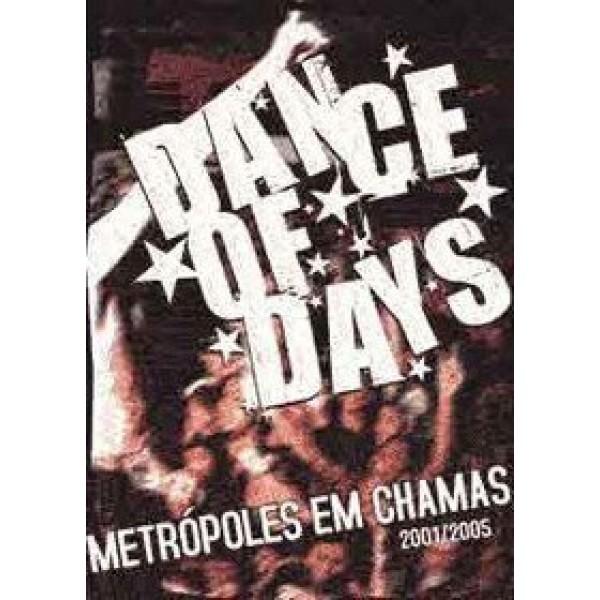 DVD Dance Of Days - Metrópoles Em Chamas