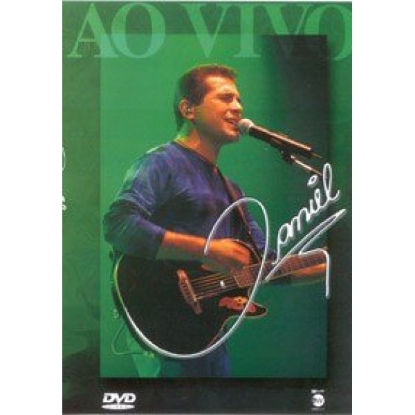 DVD Daniel - Ao Vivo (Remasterizado)