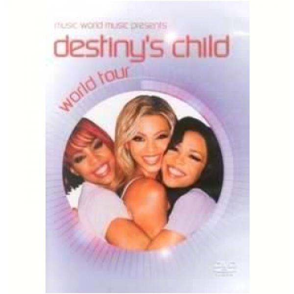 DVD Destiny's Child - World Tour