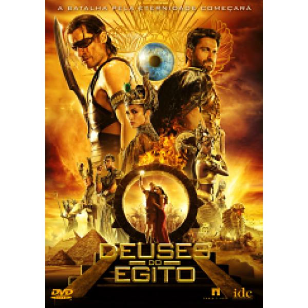 DVD Deuses do Egito