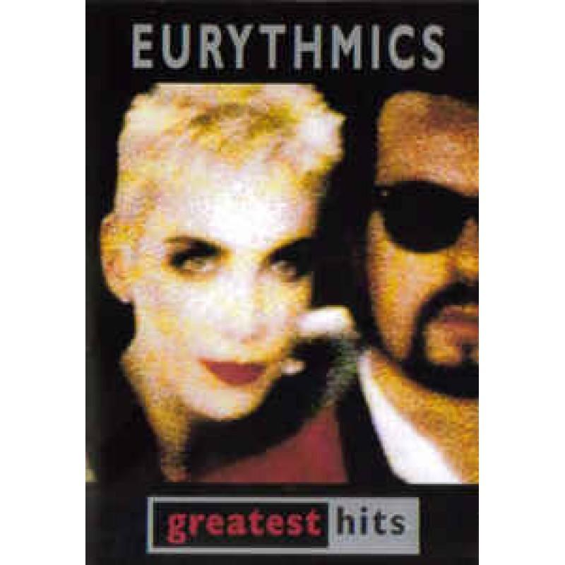 dvd eurythmics