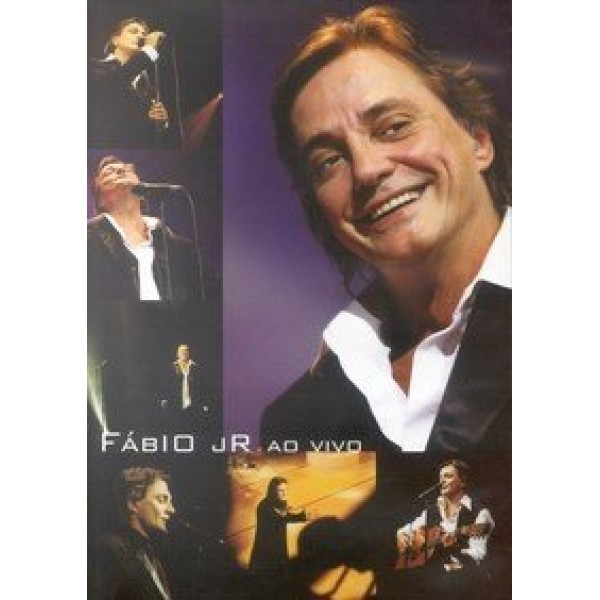 DVD Fábio Jr. - Ao Vivo