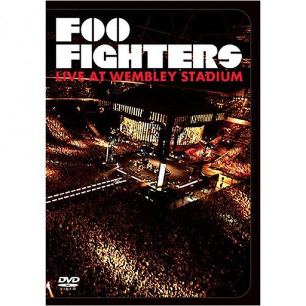 DVD Foo Fighters - Live At Wembley Stadium