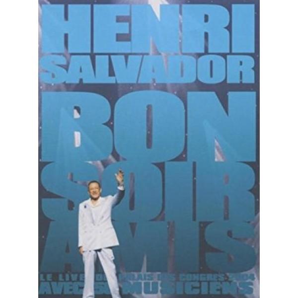 DVD Henri Salvador - Bonsoir Amis