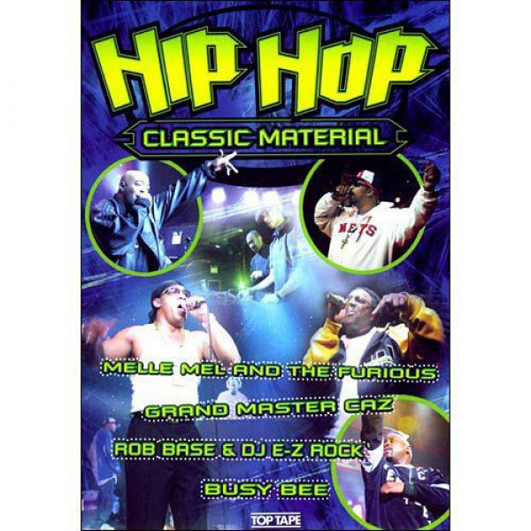 DVD Hip Hop - Classic Material