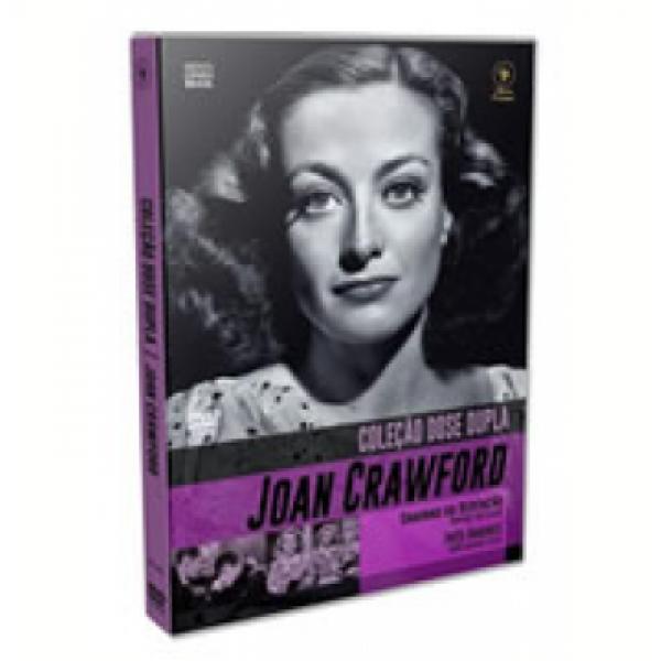 DVD Coleção Dose Dupla - Joan Crawford: Caminho da Redenção (1949)/Três Amores (1934)