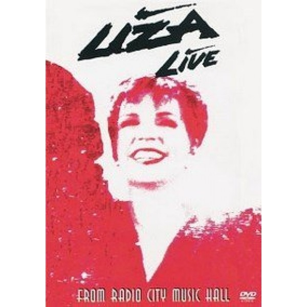 DVD Liza Minnelli - Live From Radio City Music Hall