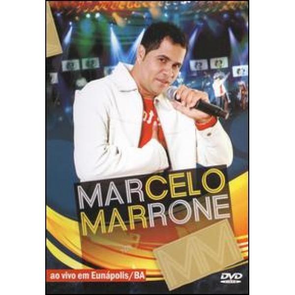 DVD Marcelo Marrone - Ao Vivo Em Eunápolis/BA