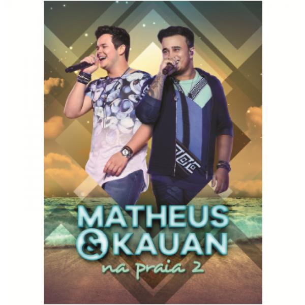 DVD Matheus & Kauan - Na Praia 2