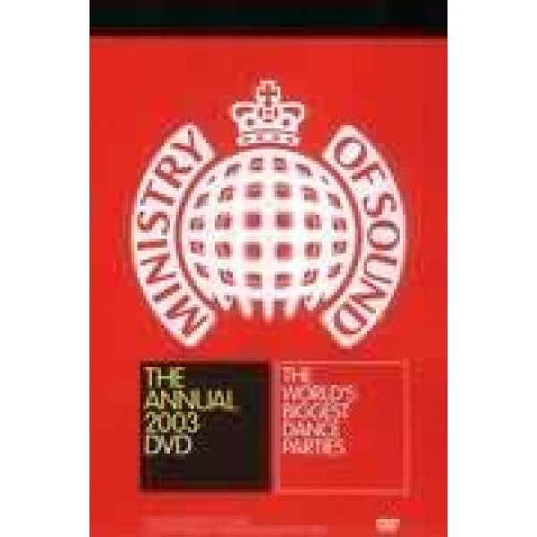 Fitness Dvd Ministry Of Sound: The Annual 2003, Merci Disco