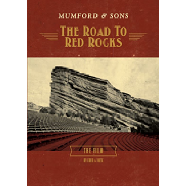DVD Mumford & Sons - The Road To Red Rocks: The Film