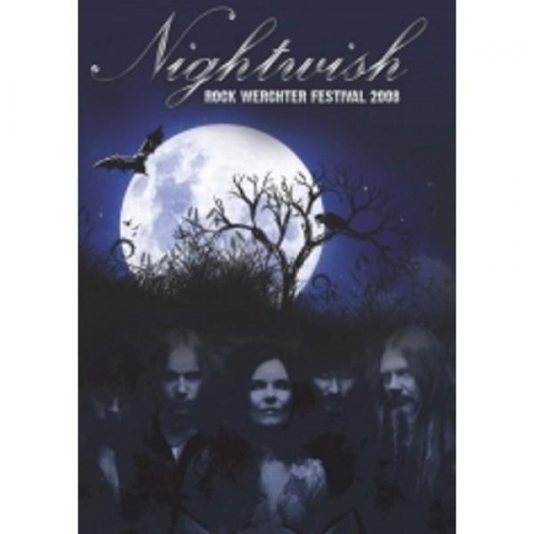 DVD Nightwish - Rock Werchter Festival 2008
