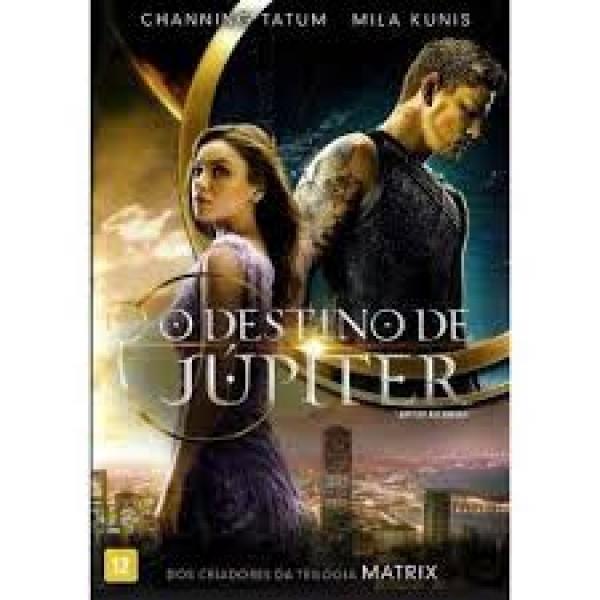 DVD O Destino De Júpiter