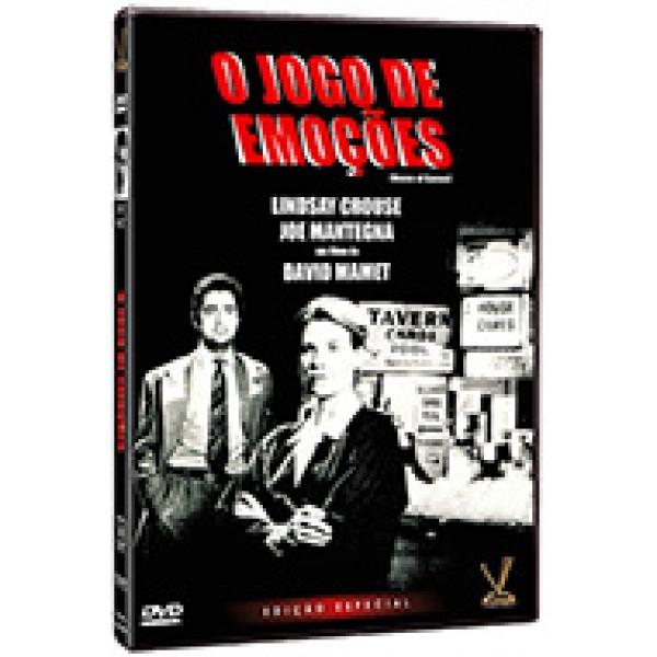 DVD O Jogo de Emoções (Edição Especial)