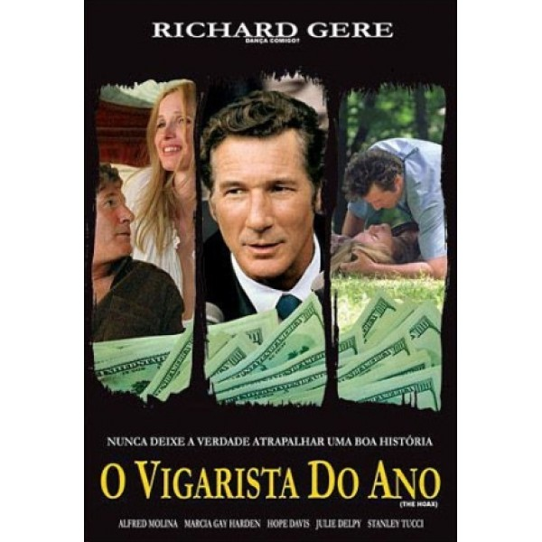 DVD O Vigarista Do Ano