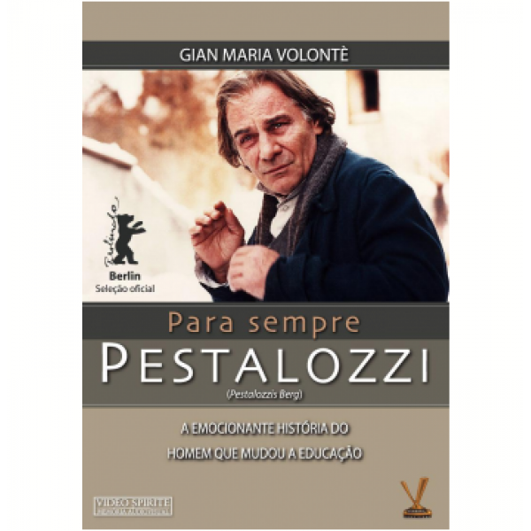 DVD Para Sempre Pestalozzi