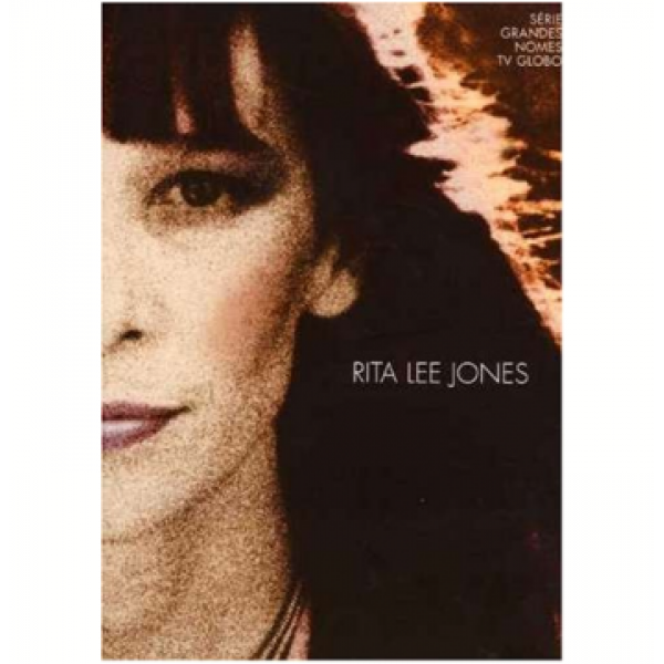 DVD Rita Lee Jones